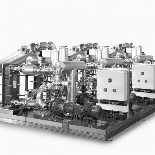 Industrieanlagen-Filteranlage