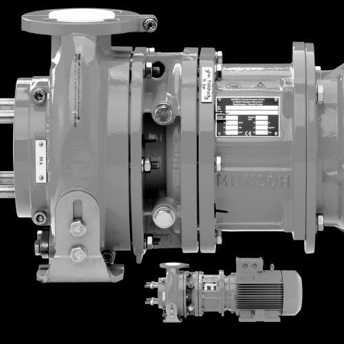 Pumpe-Industriepumpe